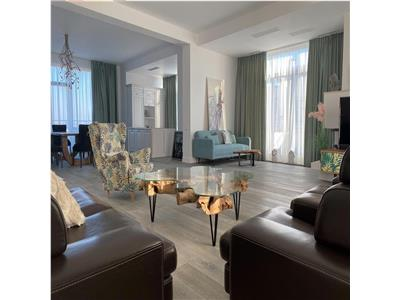 �nchiriere Penthouse 6 camere lux Băneasa-Pipera